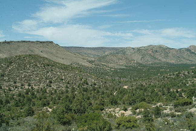 Camp Wood Az Elevation : Free campgrounds bagdad arizona
