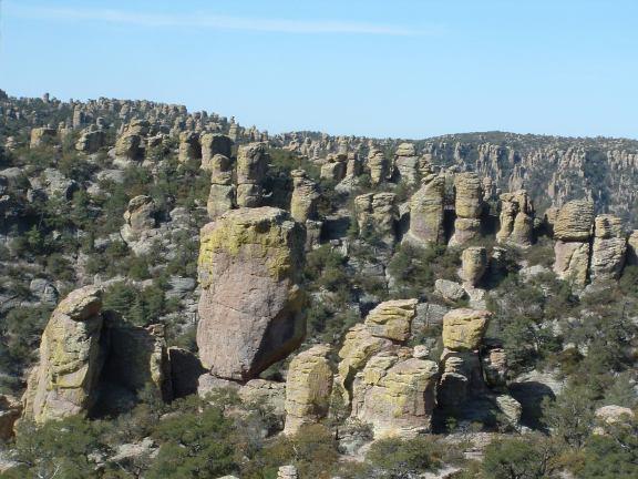 Chiricahua National Monument