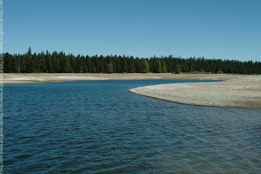 Free campgrounds wickiup reservoir road 4280 deschutes for Wickiup reservoir fishing